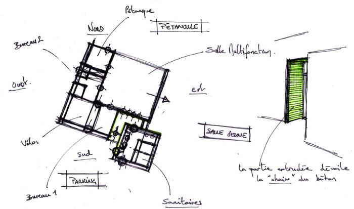 bac sti2d sp cialit architecture et construction ac architecture et construction lycee. Black Bedroom Furniture Sets. Home Design Ideas